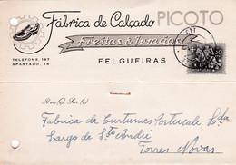 FABRICA DE CALCADO PICOTO - Briefe U. Dokumente