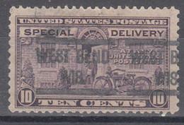 USA Precancel Vorausentwertung Preo, Locals Wisconsin, West Bend E15-513 - Voorafgestempeld