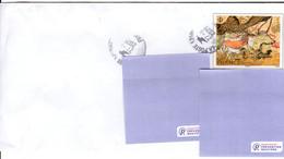 PAP Prêt à Poster Avec Timbre Lascaux - N° Lot 42J/18666 - Adresse Cachée Par Des Post-it - Listos A Ser Enviados: Otros (1995-...)