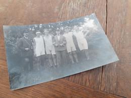 MAENNER IN DEUTSCHLAND DAZUMAL - TEGEL - BERLIN - 1926 - SPORTLER In SEXY DRESS - KANUTEN ? - Sporten