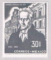 Mexico 961 MLH Del Rio 1965 (BP50606) - Mexico
