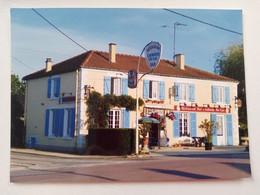 TN- 52- BRANCOURT- Photo Bar Restaurant L'auberge Du Lac - Autres Communes