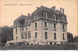 Environs De BLAYE - Château De Segonzac - Très Bon état - Other Municipalities