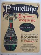 SDV 2019- PRUNELLINE - ETABLISSEMENT BOURIN TOURS - - Alcohol
