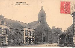 CORLAY - Ancienne Eglise - Très Bon état - Other Municipalities