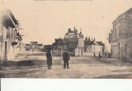 24- Thiviers Avenue De Perigueux Et Vue Des Abattoirs - Thiviers