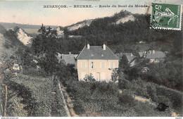 BESANCON - BEURRE - Route Du Bout Du Monde - Très Bon état - Besancon