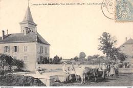 Camp De VALDAHON - VALDAHON HAUT - Les Fontaines - Très Bon état - Sonstige Gemeinden