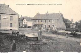 CAMP DE VALDAHON - VALDAHON BAS - Place Des Ecoles - Très Bon état - Sonstige Gemeinden