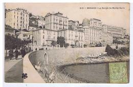 MONACO - La Rampe De MONTE-CARLO - Monte-Carlo