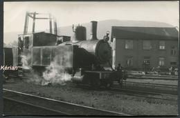 Photo Format CPA - Espagne - Ferroccaril Villaodrida Ribadeo (P.V.) - Locomotive 130 T Borsig - Voir 2 Scans - Treinen