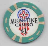 Augustine Casino $1 Coachella CA - Casino