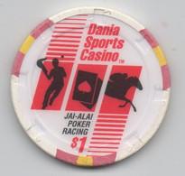 Dania Sports Casino $1 Dania Beach FL - Casino