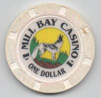 Mill Bay Casino $1 Manson WA - Casino