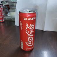 Israel-coca Cola-(330mil)-used - Cannettes