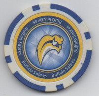 Jeton De Fantaisie : Buffalo Sabres NY - Casino