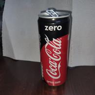 Israel-coca Cola-ZERO-(330mil)-used - Cannettes