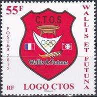 Wallis Et Futuna TUC 2015 YT 839 Neuf - Nuevos