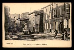 83 - POURRIERES - LA BELLE FONTAINE - Other Municipalities