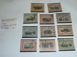 TIMBRES DE ROUMANIE 11 TIMBRES SERIE Du N°172/181 + N°177a - 1906 Oblitérés - STAMPS ROMANIA (V) - Gebraucht