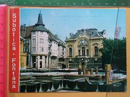 KOV 178-9 - SUBOTICA, SERBIA, LIBRARY, BIBLIOTHEK - Serbia