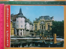 KOV 178-13 - SUBOTICA, SERBIA, Library, Bibliothek - Serbia