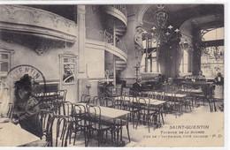 Aisne - Saint-Quentin - Taverne De La Bourse - Vue De L'intérieur, Côté Gauche - Saint Quentin