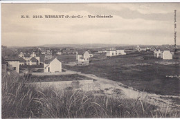 62 WISSANT Vue Générale , Année 1930 - Wissant