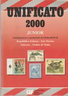 CIF UNIFICATO 2000 JUNIOR REPUBBLICA SAN MARINO VATICANO ORDINE DI MALTA - Italia