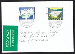 SUISSE 1999: LSC De Genève Pour Rueschlikon - Automatic Stamps