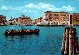 Chioggia (Italie) - Piazzetta Vigo - Hotel Grande Italia - Venezia (Venice)