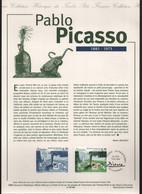 Document Philatélique Avec N° 3162  Avec Oblitération Cachet à Date 1998  TTB - Used Stamps
