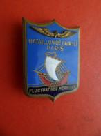Medaille Insigne - Bataillon De L'Air 117 Paris - Forze Aeree