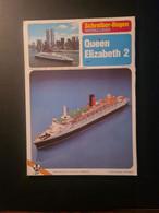 """Schreiber-Bogen """"Queen Elisabeth 2"""" - Non Classificati"""
