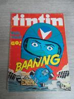 Tintin ( Magazine L'hebdomadaire ) 1974 N°37 - Tintin