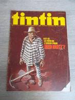 Tintin ( Magazine L'hebdomadaire ) 1974 N°38 - Tintin