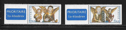 SUEDE ( EUSU - 1296 )  1997  N° YVERT ET TELLIER  N° 2009/2010  N** - Nuevos
