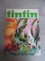 Tintin ( Magazine L'hebdomadaire ) 1974 N°41 - Tintin