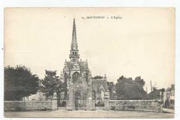 Gouesnou (29- Finistère) L'église - Autres Communes