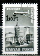 HONGRIE P Aérienne 1,10 Fo 1966 N° 282 - Gebraucht