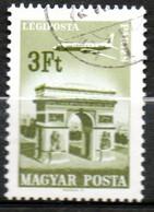 HONGRIE P Aérienne 3 Ft 1966 N° 287 - Gebraucht