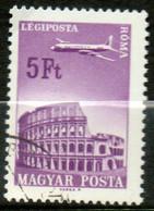HONGRIE P Aérienne 5 Ft 1966 N° 289 - Gebraucht
