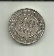 S-50 Réis 1886 Brasil - Brazil