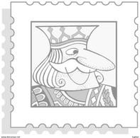 Aggiornamenti -  DITTA MARINI - VERSIONE KING - ITALIA REPUBBLICA  ANNI 1945/58 NUOVI D'OCCASIONE - Pre-printed Pages