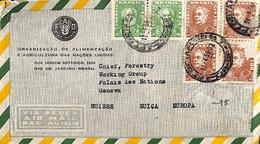 [909202]B/TB//-Brésil 1958 - PAR AVION - Cartas