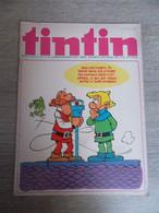 Tintin ( Magazine L'hebdomadaire ) 1974 N°44 - Tintin