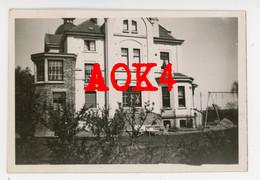 WAREMME Liege Borgworm Villa Moërs Haumont 1940 Wehrmacht - Guerre, Militaire