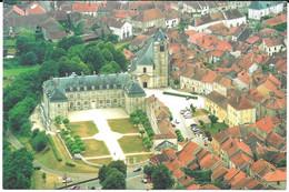 Cpsm CHAMPLITTE / Le Château - Le Bourg Vigneron - Vue Aérienne . - Sonstige Gemeinden