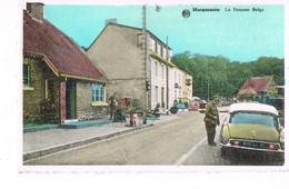 MACQUENOISE . Café De La Route Verte . G.Tonglet- Bourguignon . La Douane Belge . - Momignies