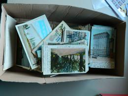 USA LOT DE 711 CPAS ET PETITES CPSMS  AU PRIX DE 0.30 C D'EUROS PIECE - 500 Postcards Min.